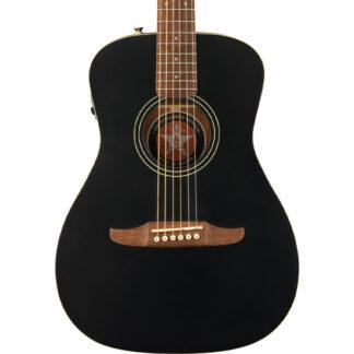 Fender Joe Strummer Campfire Acoustic Guitar body