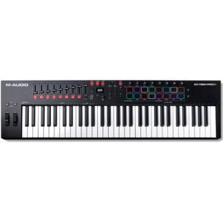 M-Audio Oxygen Pro 61 USB MIDI Keyboard Controller