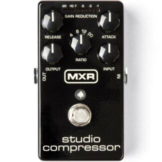 MXR M76 Studio Compressor front