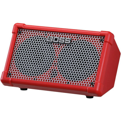 Boss Cube Street 2 Red front