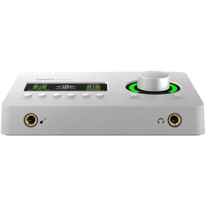 Universal Audio Apollo Solo USB angle