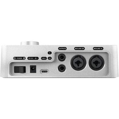 Universal Audio Apollo Solo USB back