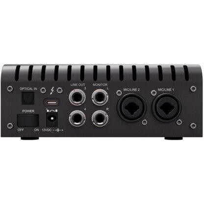 Universal Audio Apollo Twin X DUO back