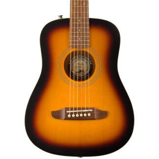 Fender Redondo Mini Sunburst Front
