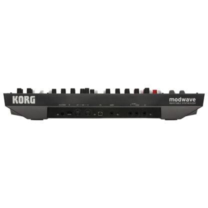 Korg Modwave Synthesizer Rear