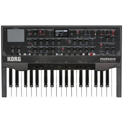 Korg Modwave Synthesizer Top