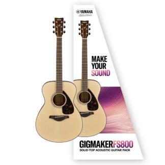 Yamaha FS800 Starter Pack